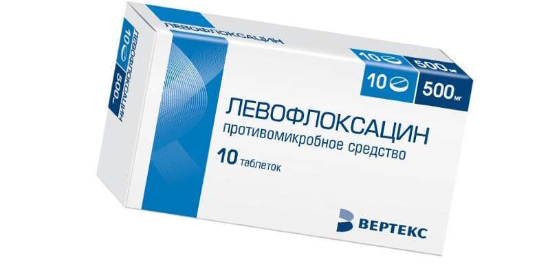 Levofloxacin tablets 500 mg: instructions for use, price
